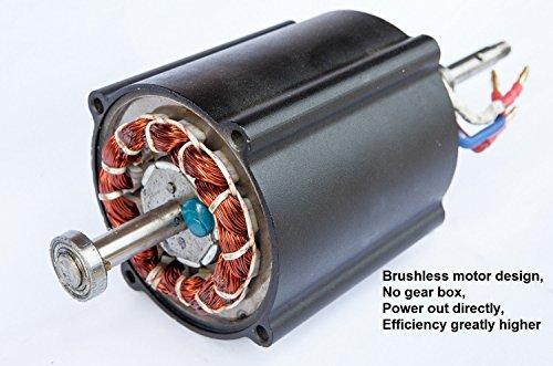 Brushless Electric Boat Trolling Motor