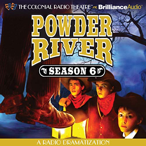 Powder River - Season Six audiobook cover art