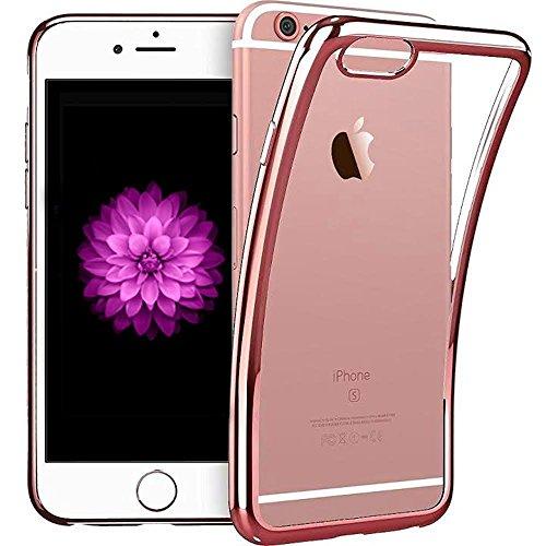 iPro Accessories - Carcasa para iPhone 5 y 5S (gel TPU, incluye protector de pantalla y gamuza limpiadora), compatible con Apple iPhone 5 Apple iPhone 5 & 5S Apple iPhone 5S (fabricado en Silicona. Goma. Gel TPU)