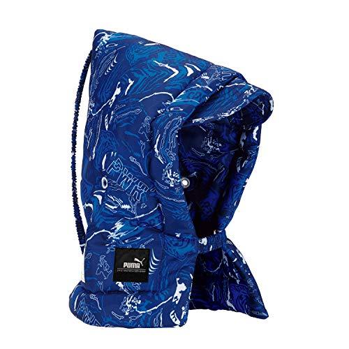 クツワ 防災ずきん[プーマ] ブルー PM260BL-3500