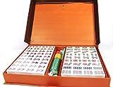 Chinese Mahjong Set (Cantonese Style, Professional Standard Big Size)