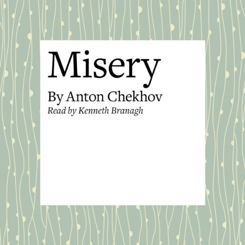 Misery cover art