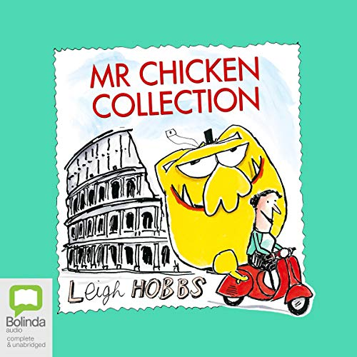 Mr Chicken Collection cover art
