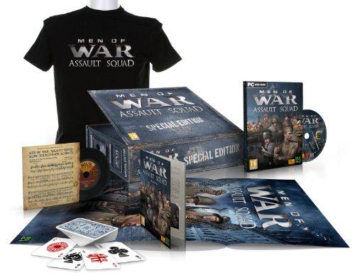 Men Of War: Assault Squad: Special Edition (PC-DVD) [Importación inglesa]