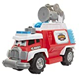 Real Workin' Buddies Mr. Hosey The Super Spray Fire Truck Vehicle Toy