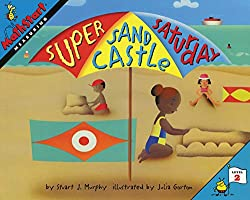 super sand castle saturday - teaching measurement book