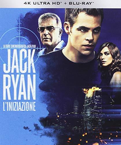 Jack Ryan-L'Iniziazione 4K Ultra HD+Blu-Ray [Import]