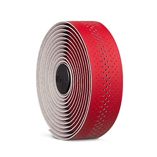 fizik Stuurlint Tempo Microtex Bondcush Classic. Lenkerband, Red, 3mm