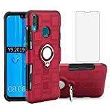 Asuwish Compatible with Huawei Y9 2019 Case...