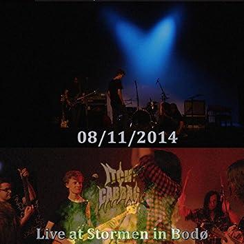 Live at Stormen in Bodø