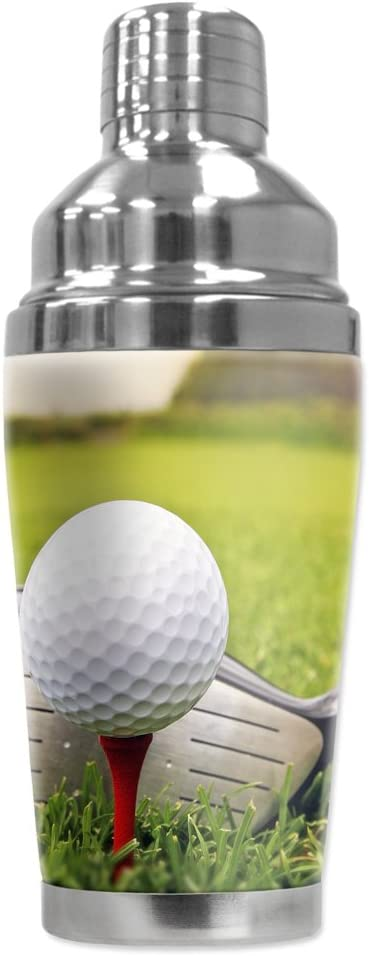 Bombing free shipping Mugzie 16 Ounce Stainless Steel Shaker Cocktail with W Insulated Max 58% OFF