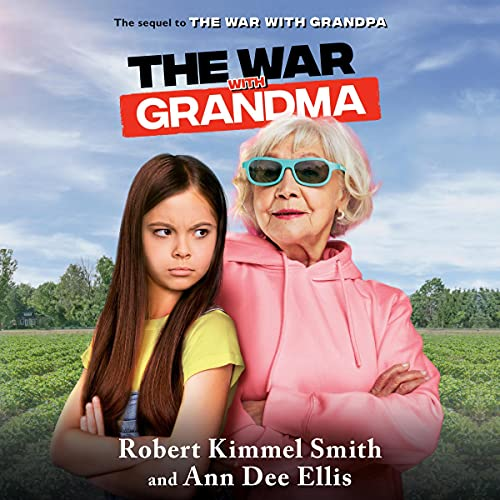 The War with Grandma cover art