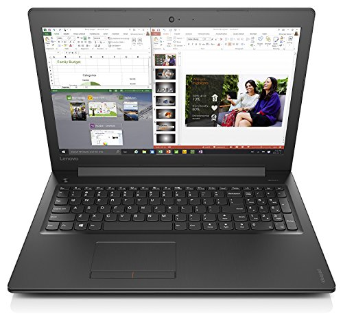 Lenovo Ideapad 310 Laptop de 15.6 ', Negro (AMD A10-9600P, ...