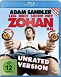 Leg dich nicht mit Zohan an - Unrated Version [Alemania] [Blu-ray]
