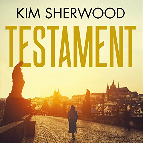 Testament                   By:                                                                                                                                 Kim Sherwood                               Narrated by:                                                                                                                                 Deryn Edwards                      Length: 12 hrs and 59 mins     1 rating     Overall 4.0