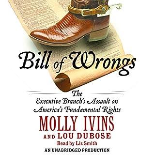 Bill of Wrongs audiobook cover art
