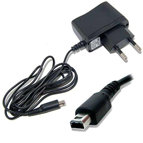 Ociodual Chargeur pour Nintendo 3DS/3DS XL/2DS/2DS XL/DSi/DSi XL/New 3DS Secteur Mural Adaptateur AC Bloc d'alimentation Console