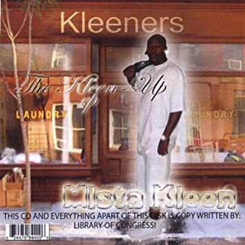 THE KLEEN UP - EP