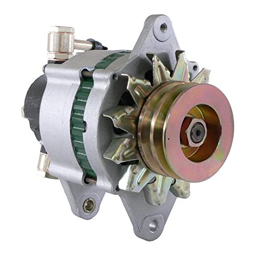 DB Electrical AHI0069 New Alternator For Isuzu Npr 3.9 Turbo Diesel, Chevrolet Gmc Tiltmaster W4