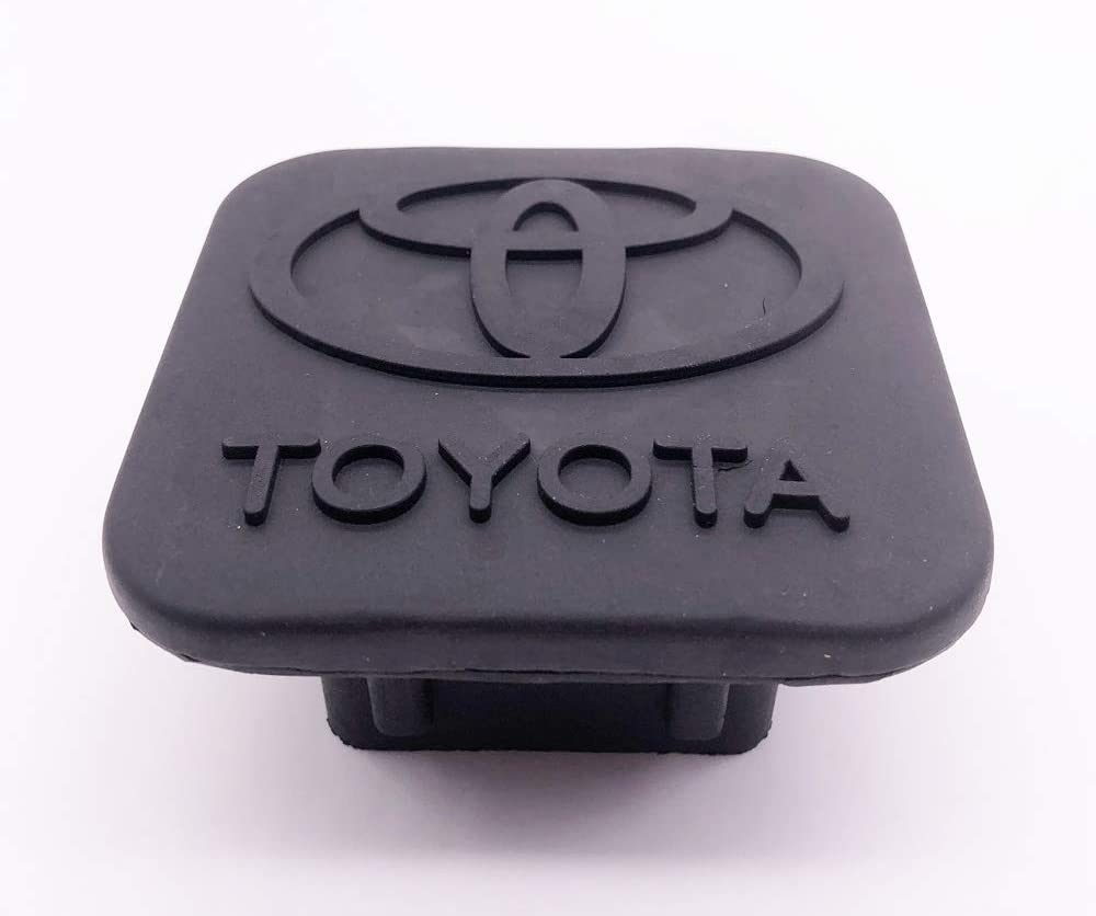 I life Trailer Hitch Tube Cover Plug Cap for Honda,Rubber Receiver Tube Hitch Plug,Trailer Hitch Cover fit Honda