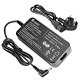 <span class='highlight'><span class='highlight'>TAIFU</span></span> 19.5V 180W Laptop Charger Compatible With Asus ROG G55 G55VW G46VW G70 A53 A53S FX502VM G75 G75VW G75VX GL502VM GL502VT GL502V GL502 G-Series Gaming Laptop ADP-180HB D,ADP-180MB F,FA180PM111