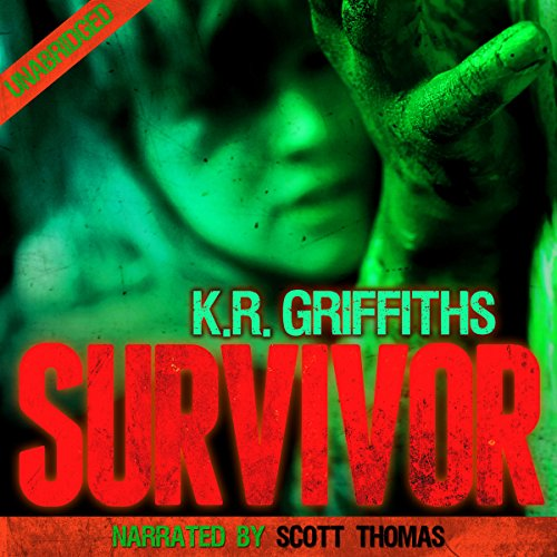 Survivor: A Horror Thriller audiobook cover art