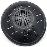 Better Angel Tragbare Sound-Maschine mit Geräuschunterdrückung für Schlaf, Entspannung, zum...