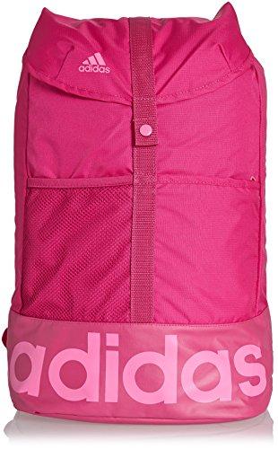 adidas Power II mochila, unisex, rosa, talla única