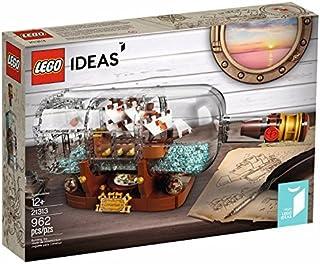 レゴ (LEGO) アイデア ボトルシップ Ship in a Bottle 21313 [並行輸入品]