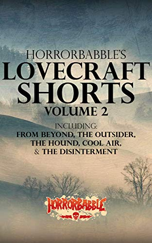 HorrorBabble's Lovecraft Shorts: Volume 2: An Illustrated Collection (English Edition)