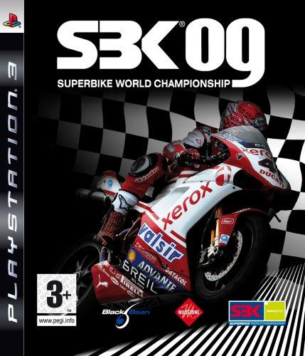 Black Bean SBK-09: Superbike World Championship, PS3