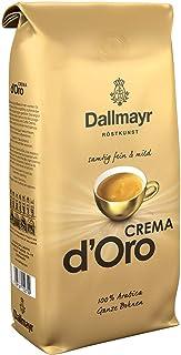 """Dallmayr Kaffee Crema d""""Oro mild und fein Kaffeebohnen, 1er Pack 1 x 1000 g Beutel"""