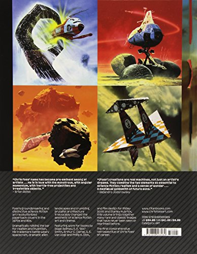 Hardware: The Definitive SF Works of Chris Foss - 3