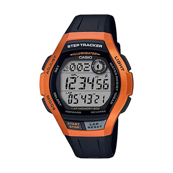 CASIO Sports WS-1000H-1AVEF 1
