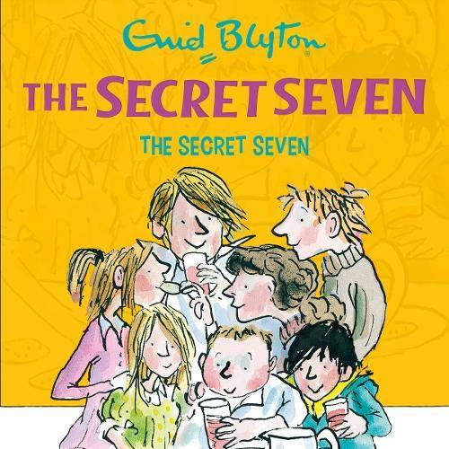 The Secret Seven cover art