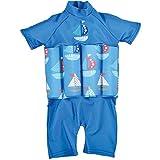 Splash About Float Combinaison Anti-UV pour Enfant, voiles, 1–2 uVFSSSP1 Ans