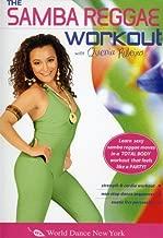 The Samba Reggae Workout, with Quenia Ribeiro: Samba dance fitness classes, Samba dance instruction, Dance fitness cardio workout
