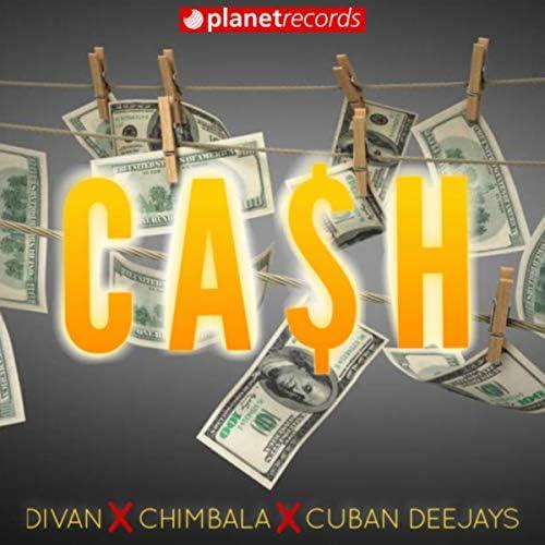 Divan, Chimbala & Cuban Deejays