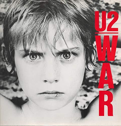 U2 - War - Island Records - 205 259-320, Island Records - 205 259