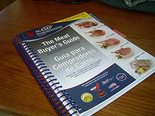 Compare Textbook Prices for The Meat Buyer's Guide 6th Edition Edition ISBN 9781935593003 by North American Meat Processors