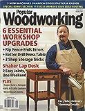 Popular Woodworking Magazine June 2004: 6 Essential Workshop Upgrades, Shaker Lap Desk & other articles