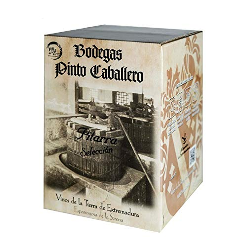 15 Litros vino blanco de pitarra Bag in Box