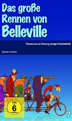 Das große Rennen von Belleville - SZ Junge Cinemathek