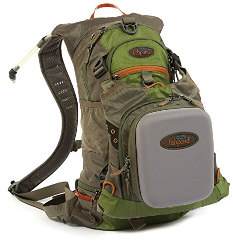 Fishpond Oxbow Chest / Pack, Cutthroat green