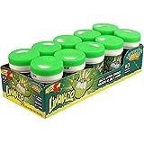 Jovy Candy Limonazo Salt and Lemon Powder Mini Shaker, 10 Piece