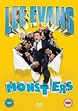 Lee Evans - Monsters Live [DVD] [2014]