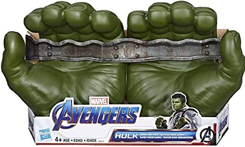 AVENGERS PELÍCULA - HULK GAMMA GRIP FISTS - Hulk Smash y ahora usted puede también!!