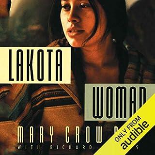 Lakota Woman audiobook cover art