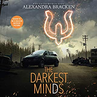The Darkest Minds audiobook cover art
