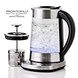 Ovente Electric Glass Kettle...